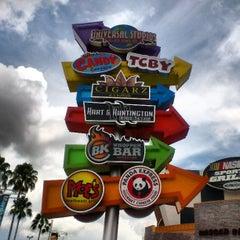 Photo taken at Universal CityWalk by Juan M. on 7/16/2013