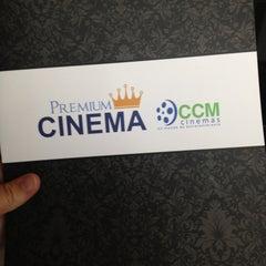Photo taken at CCM Cinemas by Ugu R. on 1/14/2013