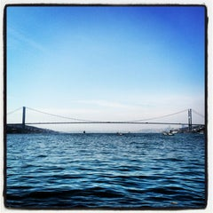 Photo taken at Sumahan On The Water Hotel Istanbul by Özlem K. on 3/24/2013