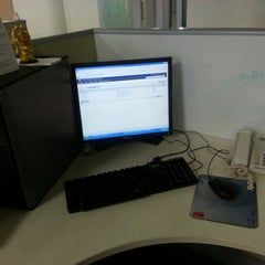 Photo taken at Mindtree by Dinesh C. on 10/3/2012