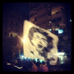 Photo taken at El Kasr El Aini St | شارع القصر العيني by Mohammed A. on 11/27/2013