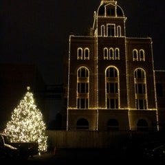 Photo taken at Pearl Brewery by erik a. on 11/30/2012