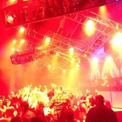 Photo taken at HAZE Nightclub by Charleston DJ EarwaxXx P. on 6/1/2013