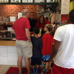 Photo taken at Apollo's Flame Baked Pizza & More by Lisa Y. on 8/6/2014