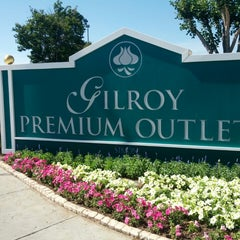 Photo taken at Gilroy Premium Outlets by haebin y. on 5/12/2013