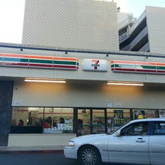 Photo taken at 7-Eleven by Poohko H. on 7/21/2013