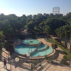 Photo taken at UNOESTE - Universidade do Oeste Paulista by Matheus L. on 4/29/2013