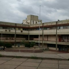 Photo taken at Universidad Nacional Río Cuarto by M. Luján R. on 12/15/2014