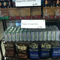 Photo taken at Whole Foods Market by Scheckter's Organic Energy on 10/1/2012