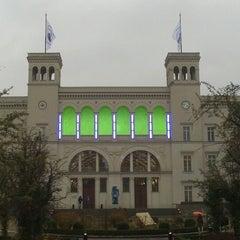 Photo taken at Hamburger Bahnhof - Museum für Gegenwart by Andrea U. on 11/1/2012