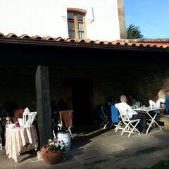 Photo taken at Restaurante-Bar El Remedio by Ramon A. on 10/27/2013