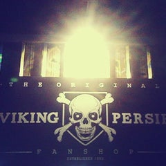 Photo taken at The Original Viking Persib Fanshop by icca f. on 1/12/2013