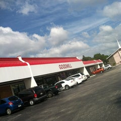Photo taken at Goodwill Port Richey by Kristin L. on 10/26/2012