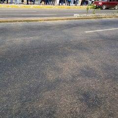 Photo taken at SAT Administración Local Villahermosa by sergio jesus g. on 4/24/2015