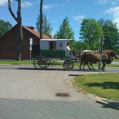 Photo taken at Maanteemuuseum by Юля А. on 7/11/2014