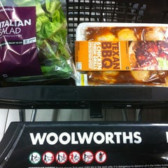 Photo taken at Woolworths by Swv V. on 12/5/2012