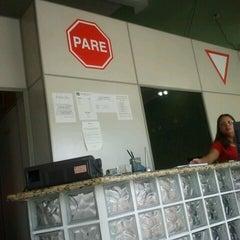 Photo taken at Auto Escola Águia by Caroline S. on 2/16/2013
