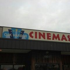 Photo taken at Oak Harbor Plaza Cinema 3 by Jodi E. on 12/23/2012