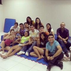 Photo taken at Faculdades INTA by Nah O. on 5/28/2013