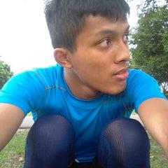 Photo taken at Padang Bola Sepak RRI by Aizuddin S. on 12/21/2013