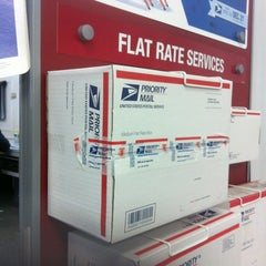 Photo taken at US Post Office by Len D. on 12/4/2012