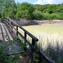 Photo taken at Riserva naturale Tor Caldara by romaepiu on 10/3/2012