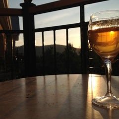 Photo taken at Le Westin Resort & Spa, Tremblant, Quebec by Michel C. on 8/17/2013