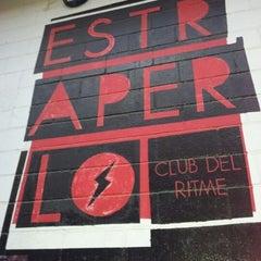 Photo taken at Estraperlo Club del Ritme by Mark A. on 10/27/2012