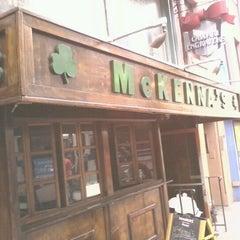 Photo taken at McKenna's Pub by Greg G. on 10/6/2012
