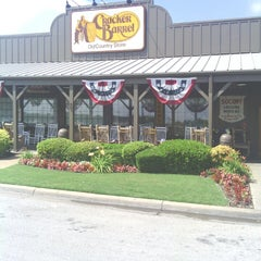 Photo taken at Cracker Barrel Old Country Store by Train W. on 6/19/2013
