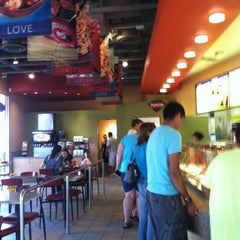 Photo taken at Panda Express by Jose G. on 7/1/2013