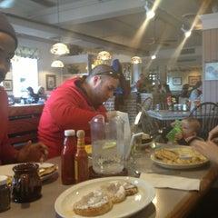 Photo taken at Egg Harbor Cafe by Joshua Z. on 3/14/2013