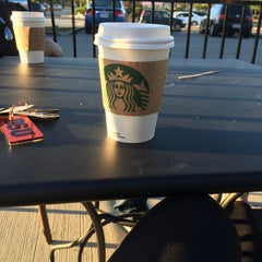 Photo taken at Starbucks by Buket T. on 9/13/2015