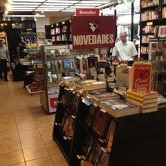 Photo taken at Libreria Internacional Plaza Mayor by Jonathan C. on 3/6/2013