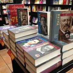 Photo taken at Libreria Internacional Plaza Mayor by Jonathan C. on 8/30/2013