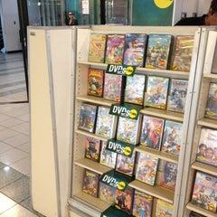 Photo taken at Libreria Internacional Plaza Mayor by Jonathan C. on 5/10/2013
