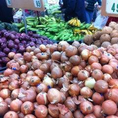 Photo taken at Lee Lee International Supermarket by Rogel C. on 12/23/2012