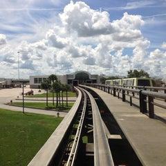 Photo taken at Orlando International Airport (MCO) by Katrina K. on 10/8/2012