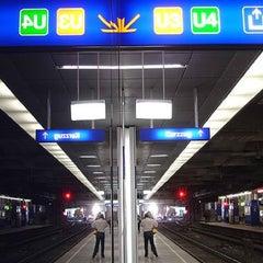 Das Foto wurde bei Bahnhof Wien Mitte von Markus B. am 11/1/2012 aufgenommen