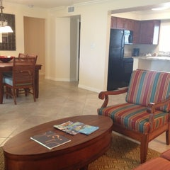 Photo taken at Sheraton Vistana Resort Villas, Lake Buena Vista/Orlando by Francisco L. on 10/5/2012