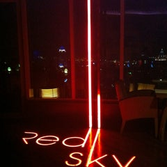 Photo taken at Red Sky by KissCaT C. on 12/21/2012
