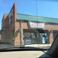 Photo taken at Krispy Kreme Doughnuts by Addie S. on 3/3/2013