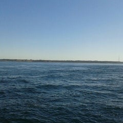 Photo taken at Ferry Ruende by Makr3n on 3/4/2013