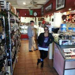 Photo taken at DeFalco's Italian Grocery by Marty H. on 12/26/2012