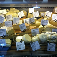 Photo taken at Beecher's Handmade Cheese by Alex W. on 1/3/2013
