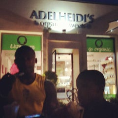 Photo taken at Adelheidi's Organic Sweets by Mario R. on 7/22/2015