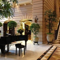 Photo taken at Hotel InterContinental Buenos Aires by Vania S. on 11/18/2012