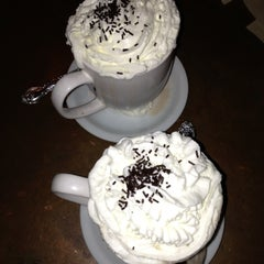 Photo taken at Java's Cafe by Bob E. on 10/14/2012
