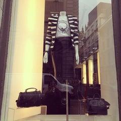 Photo taken at Boutique SSENSE by Aurélie S. on 4/9/2013
