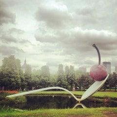 Photo taken at Minneapolis Sculpture Garden by Beth W. on 6/8/2013